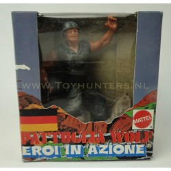 Infantery - Heroes in Action - Mattel 1975 Italy