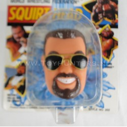Big Boss Man Squirt Head MOC - WWF 1990 Multi Toys