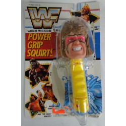 Ultimate Warrior Power Grip Squirts - WWF 1990 Multi Toys