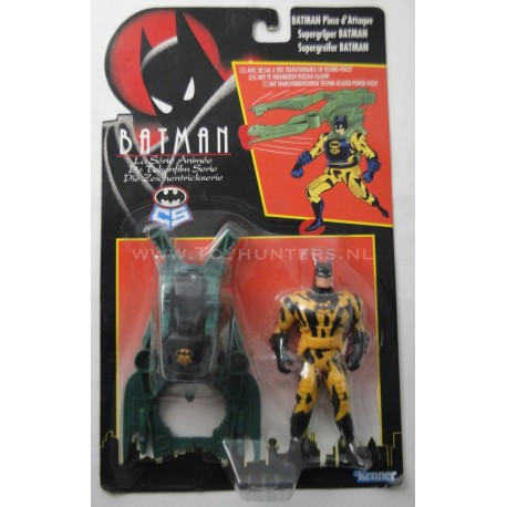 Land Strike Batman MOC EU - BTAS Crime Squad