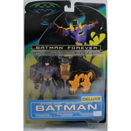 Batman Deluxe - Attack Wing MOC Action Figure