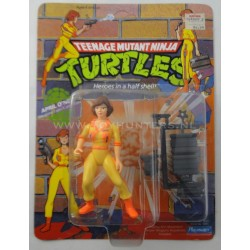 April O'neil MOC - TMNT - Playmates