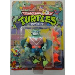 Ray Fillet MOC pink body - TMNT - Playmates 1990