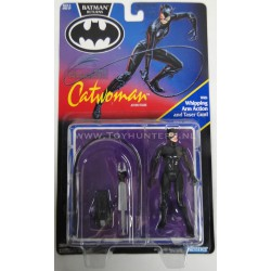 Catwoman MOC - Batman Returns MOC - Kenner 1991