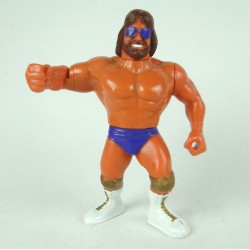 Macho Man v2 - Series 2 - WWF Hasbro 1991