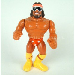 Macho Man v1 - Series 1 - WWF Hasbro 1990