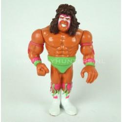 Ultimate Warrior v1 - Series 1 - WWF Hasbro 1990
