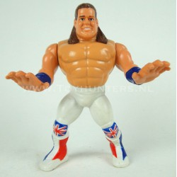 The British Bulldog - Series 4 - WWF Hasbro 1992