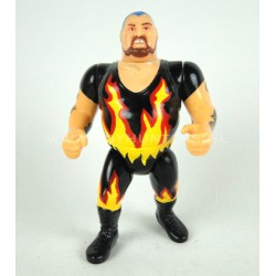Bam Bam Bigelow - Series 8 - WWF Hasbro 1994 Red Card
