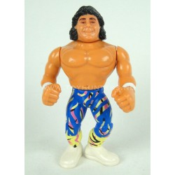 Marty Jannetty - Series 10 - WWF Hasbro 1994 D. Blue Card