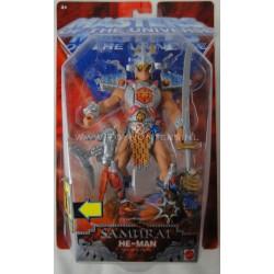 Samurai He-man MOC 200X
