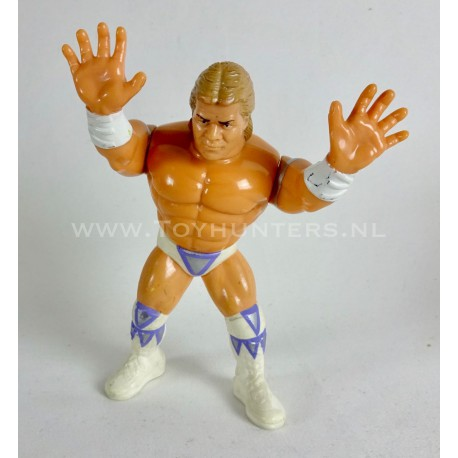 Lex Luger - Red Card Series 8 - WWF Hasbro 1994