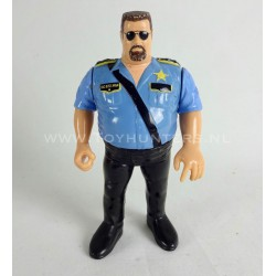 The Big Bossman v1 - Series 1 - WWF Hasbro 1990