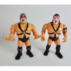Demolition Ax& Smash - Series 1 - WWF Hasbro 1990