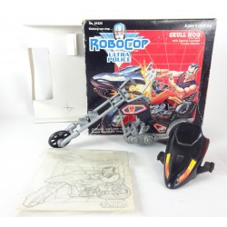 Skull Hog Motorcycle Bike Vandals MIB - Robocop Ultra Police Vandals Kenner 1989 Orion