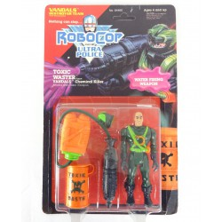 Toxic Waster MOC - Robocop Ultra Police Vandals Kenner 1989 Orion
