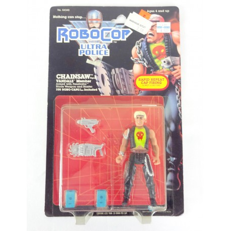 Chainsaw MOC - Robocop Ultra Police Vandals Kenner 1989 Orion