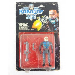 Wheels Wilson MOC - Robocop Ultra Police Kenner 1989 Orion
