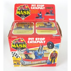 Pit Stop Catapult MIB - 100% complete MASK Kenner