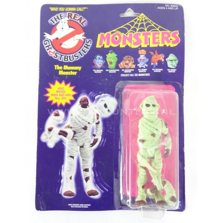 Mummy MOC RESEAL - Real Ghostbusters Kenner
