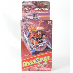 Outlaw Skuzz and Bucket Vehicle MIB NRFB Bravestarr 1986 Mattel