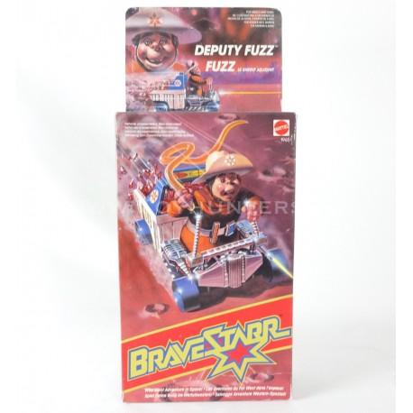Deputy Fuzz MISB - Bravestarr Mattel 1986