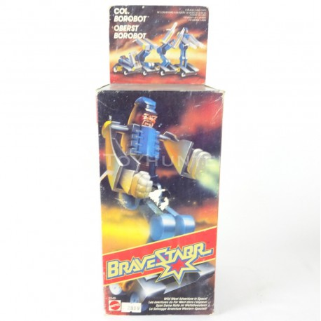 Col Borobot MISB - Bravestarr Mattel 1986