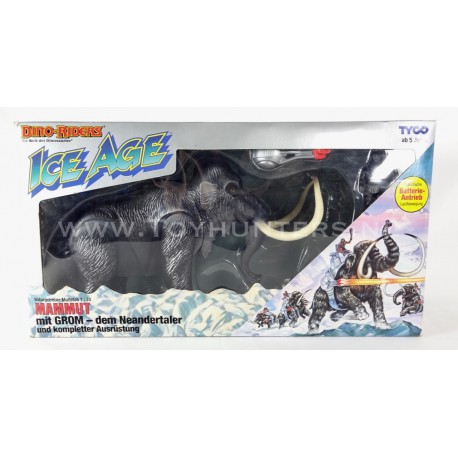 Wooly Mammoth MIB - Dino Riders Ice Age Grom Mammouth