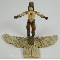 Raptor v1 + wings - Hasbro 1987