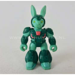 Hare Razing Rabbit - Battle Beasts Hasbro 1986