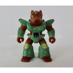 Danger Dog - Battle Beasts Hasbro 1986