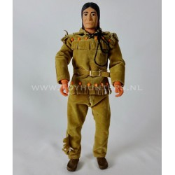 Tonto loose - 70s The Lone Ranger Marx Toys Gabriel