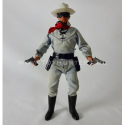 The Lone Ranger loose - 70s The Lone Ranger Marx Toys Gabriel