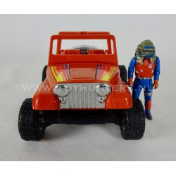 Gator w/ Dusty Hayes - MASK Kenner