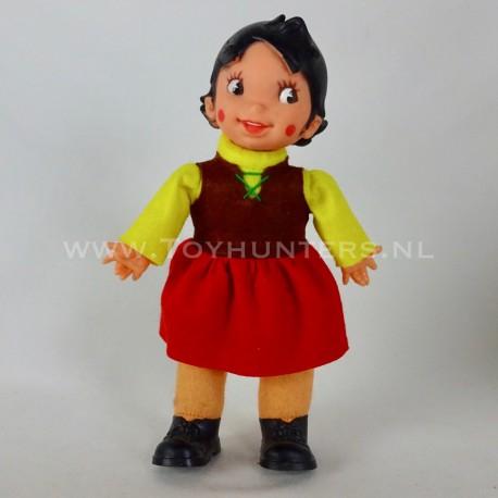 Heidi doll 20cm - Vicma 1975 Spain