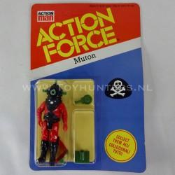 Muton MOC - Action Force Action Man GI Joe