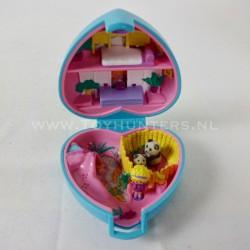 1992 Fashion Fun Polly Complete