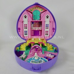1994 Polly's Wonderful Wedding Party MUSIC WORKS Musical Dream Wedding Polly Pocket Bluebird