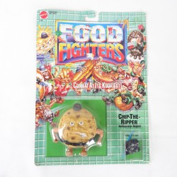 Chip The Ripper MOC - Food Fighters 1989 Mattel