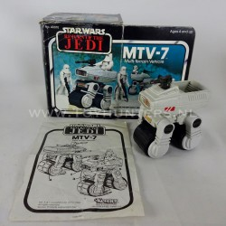 MTV-7 w/ Box - ROJ Star Wars Mini Rig Kenner 1984