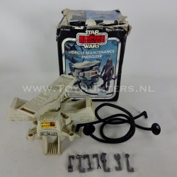 Vehicle Maintenance Energizer w/ Box - ESB Star Wars Mini Rig Kenner 1984