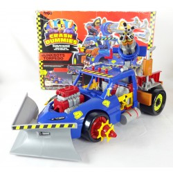 Junkbots Wrecker Torpedo w/ box - Crash Dummies