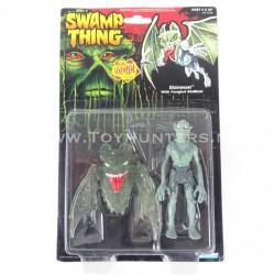 Anton Arcane MOC - Swamp Thing US card Kenner 1990 lot