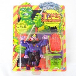Dr Killemoff MOC - Toxic Crusaders Playmates 1991 - Avengers Cartoon AFA it