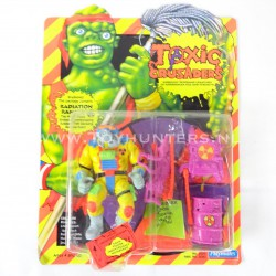 Radiation Ranger MOC - Toxic Crusaders Playmates 1991 - Avengers Cartoon AFA it