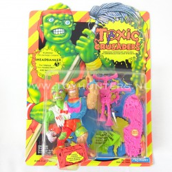 Headbanger MOC - Toxic Crusaders - Playmates 1991