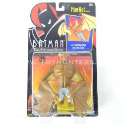 Manbat MOC - BTAS Kenner 1993 Batman Animated Series