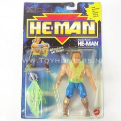 Thunder Punch He-man MOC - New Adventures - Mattel 1990