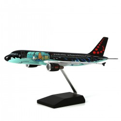 Airbus A320 Rackham 1:1000 - Brussels Airlines Moulinsart