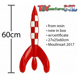Kuifje maan Raket - 60cm - Moulinsart Tintin 46994
